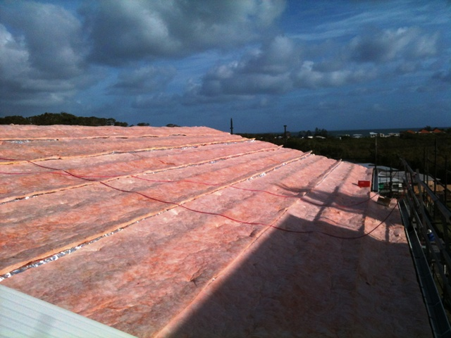 Roof Insulation Repairs Allready Roofing Mackay