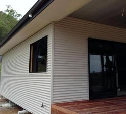 Colorbond Wall Clading Allready Roofing Mackay